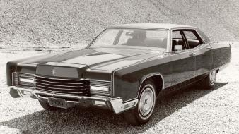 1970 lincoln continental wallpaper