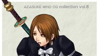 Azasuke wind wallpaper