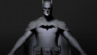 Batman dc comics grayscale Wallpaper