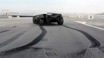 Black cars design roads lamborghini ankonian concept wallpaper