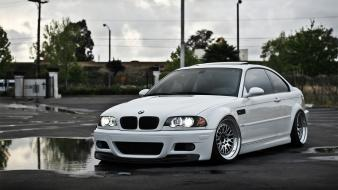 Bmw cars e46 wallpaper