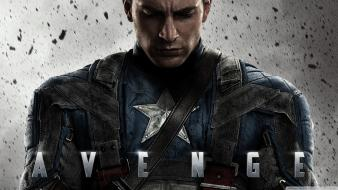 Captain america chris evans america: the first avenger wallpaper