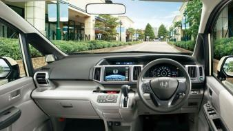 Car interiors honda stepwgn wallpaper