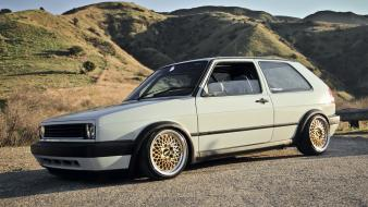 Cars golf volkswagen Wallpaper