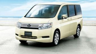 Cars van (vehicle) honda stepwgn wallpaper