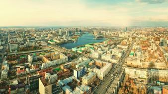 Cityscapes russia buildings ekaterinburg cities wallpaper