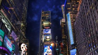 Cityscapes times square Wallpaper