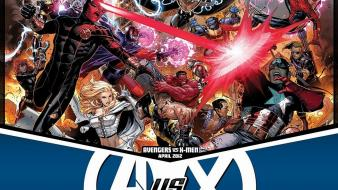 Comics avengers vs x-men wallpaper