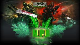 Command and conquer gdi nod tiberium alliance wallpaper