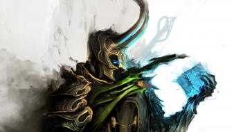 Concept art the avengers loki (movie) wallpaper
