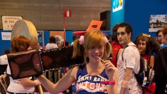 Cosplay lollipop chainsaw wallpaper