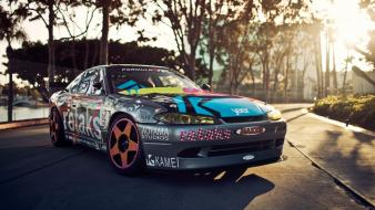 Drift s13 s15 silvia 240sx ryan tuerck wallpaper