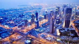 Dubai cities cityscapes wallpaper