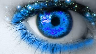 Eyes pupil faces eyelashes wallpaper