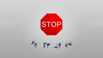 Fight motivational posters motivation stop wallpaper