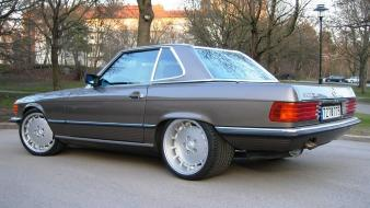 Giant rims mercedes benz 300 wallpaper