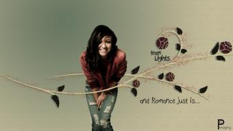 Lights valerie poxleitner musican wallpaper