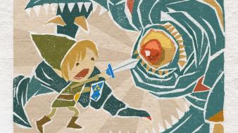 Link the legend of zelda Wallpaper