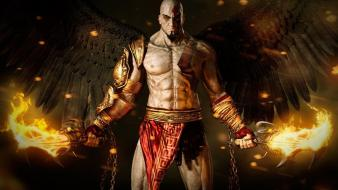 Of war adventure kratos war: ascension game wallpaper