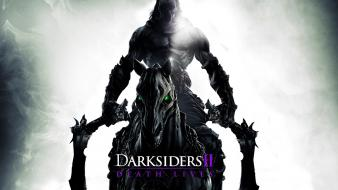 Playstation 3 ps3 darksiders 2 game lives wallpaper