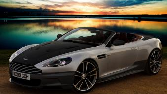 Silver carbon fiber leather seats aston martin wallpaper