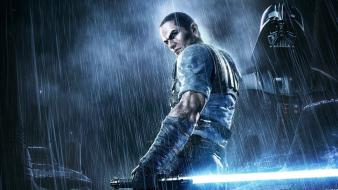 Star wars stfu wars: the force unleashed wallpaper