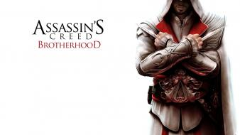 Video games assassins creed brotherhood wallpaper