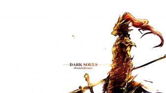 Video games dark souls ornstein wallpaper