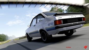 Xbox 360 ford escort forza motorsport 4 wallpaper