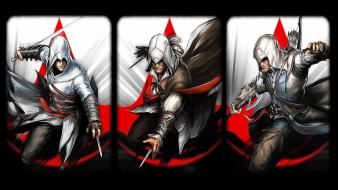 Ahad connor kenway ezio auditore da firenze Wallpaper