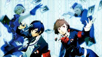 Arisato minato portable female protagonist (persona 3) wallpaper