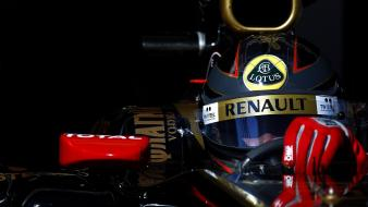 Barcelona formula one renault lotus nick heidfeld wallpaper