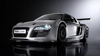 Cars audi coupe sports r8 lms gray Wallpaper