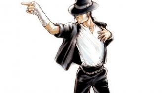 Cartoons music dance legend michael jackson move wallpaper