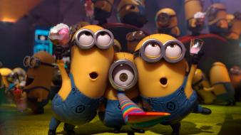 Despicable me minions movies wallpaper