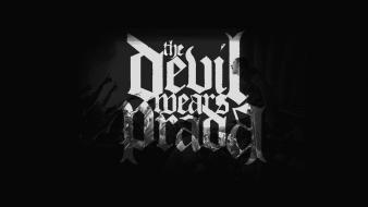 Devil wears prada band logos logo tdwp wallpaper