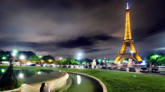 Eiffel tower paris cityscapes france wallpaper