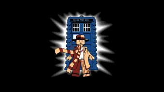 Funny doctor who legos wallpaper