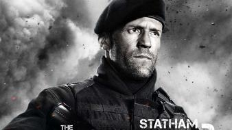 Jason statham the expendables 2 wallpaper