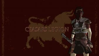 Legion fallout new vegas fallout: game ceasars wallpaper