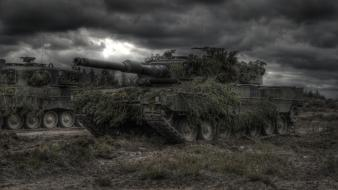 Military weapons tanks leopard 2 powerful wallpaper