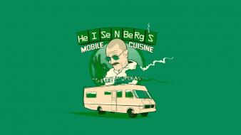 Minimalistic funny breaking bad heisenberg cuisine wallpaper