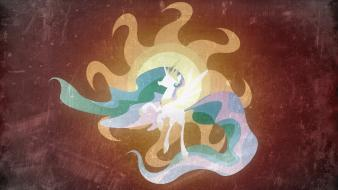 My little pony princess celestia wallpaper