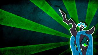 My little pony queen chrysalis wallpaper