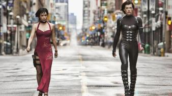 Resident evil ada wong retribution wallpaper