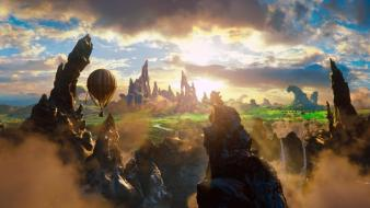 Rock formations oz: the great and powerful Wallpaper