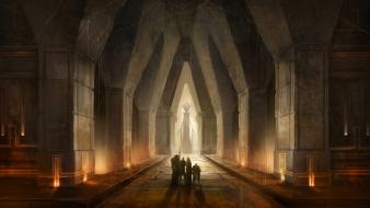 Tunnels roads dragon age 2 wallpaper