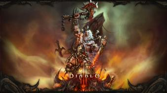 Video games barbarian diablo iii wallpaper