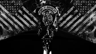 Wall sons of anarchy serie wallpaper