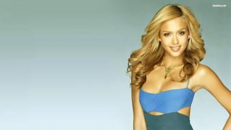 Women jessica alba models wallpaper